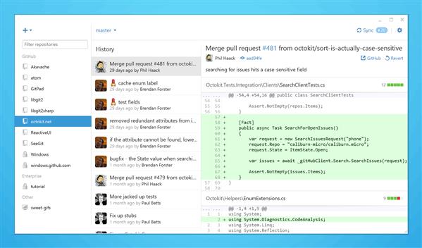 GitHub Windows 2.0