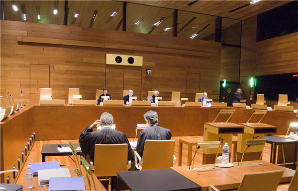 CJUE Tribunal
