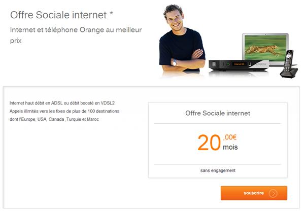 Forfait Social RSA 2014
