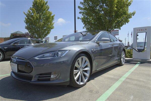 Tesla Motors Modele S