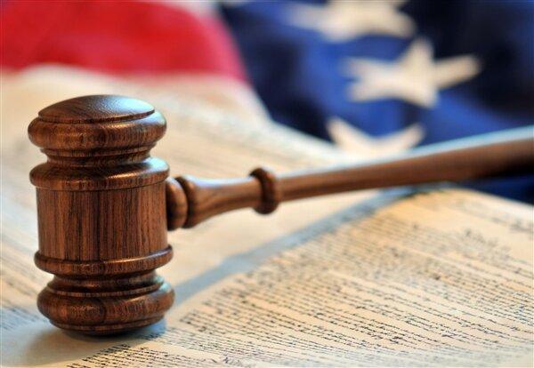 Marteau Justice Loi