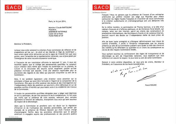 sacd commission numérique