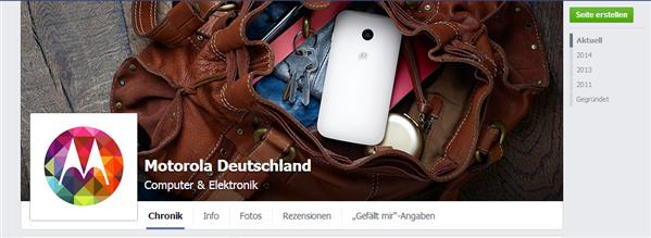 Motorola Allemagne