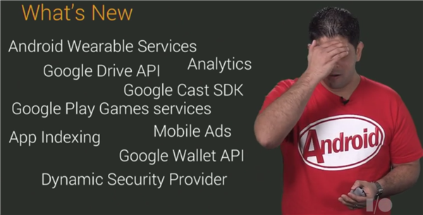 Android play services 5.0