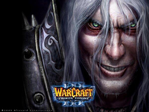 Warcraft III Frozen Throne Arthas