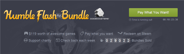 Humble Flash Bundle