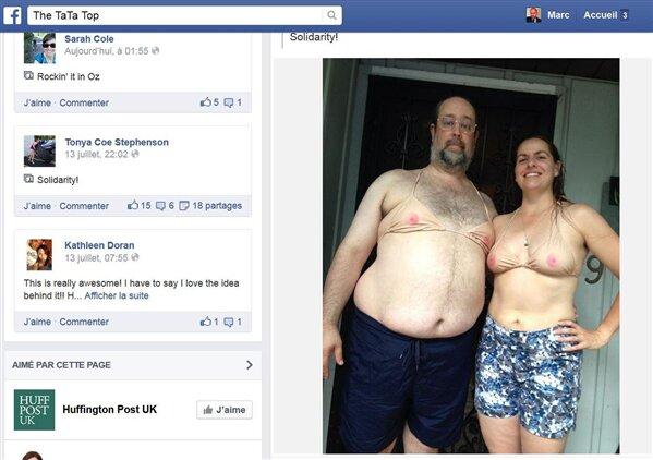 tata top facebook sein