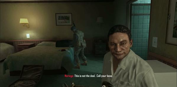 Noriega Call of Duty Black Ops II