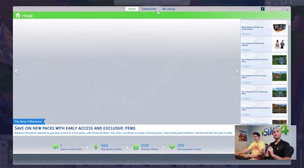 Les Sims 4 Premium