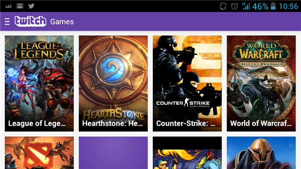 Twitch 3.0 Android