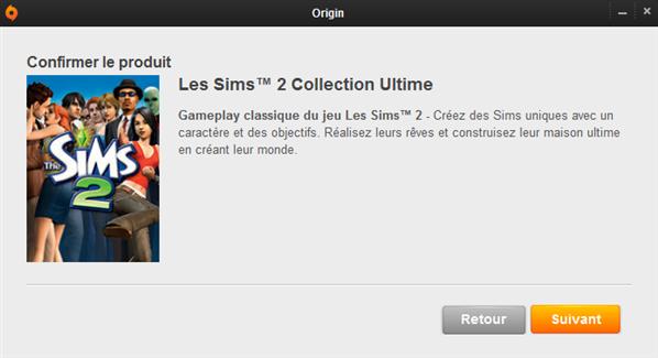 Les Sims 2 Gratuit EA