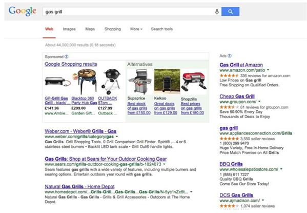 Google concessions mises en avant recherche