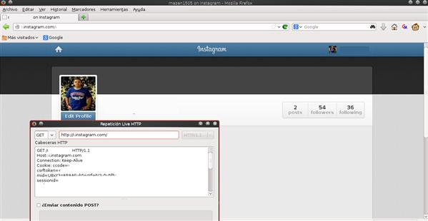 Instagram HTTPS