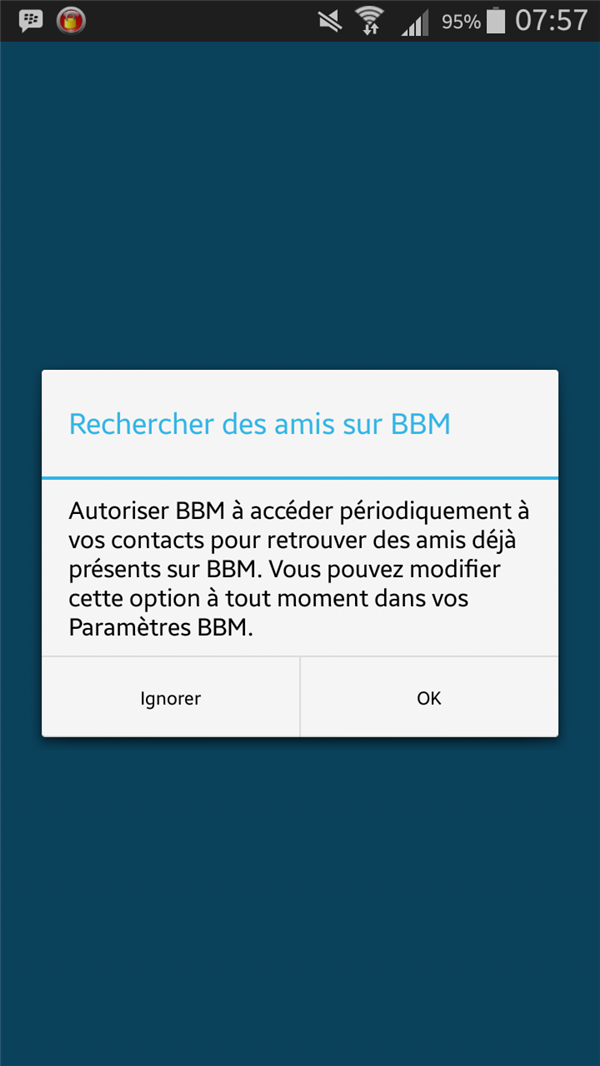 BBM 2.3 Android