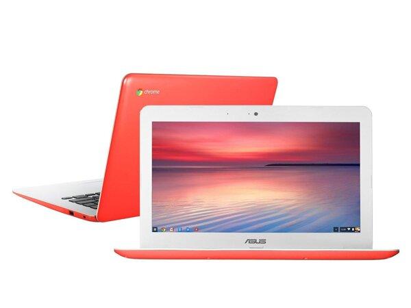Asus Chromebook C300 Rouge