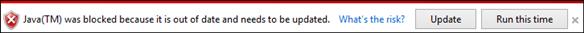 internet explorer activex java