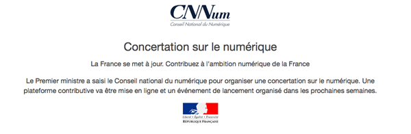 cnnum concertation