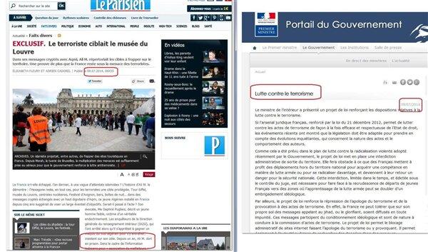le parisien projet de loi terrorisme