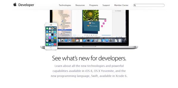 Apple Développeurs
