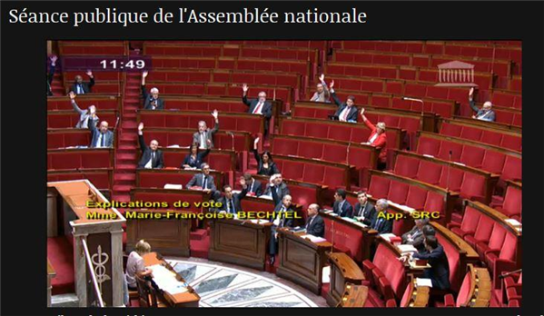 vote terrorisme assemblée nationale