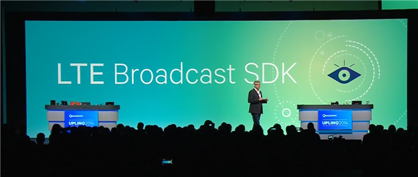 SDK Broadcast LTE