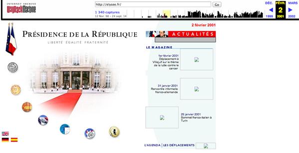 archive elysee.fr