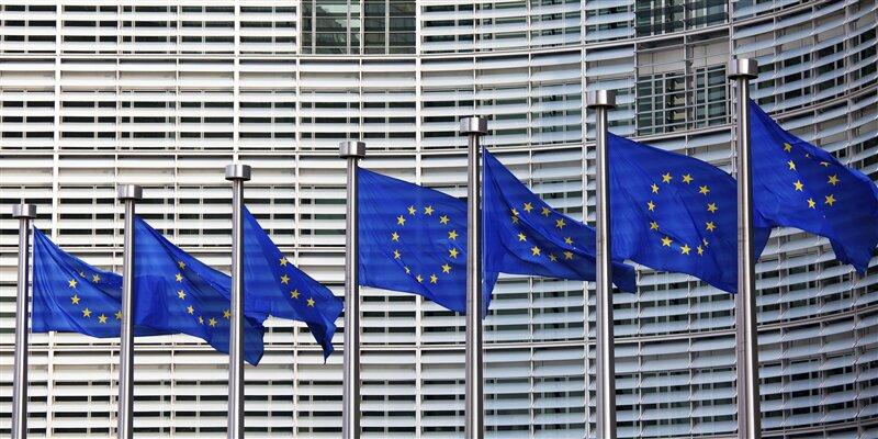 Drapeau européen Europe Parlement