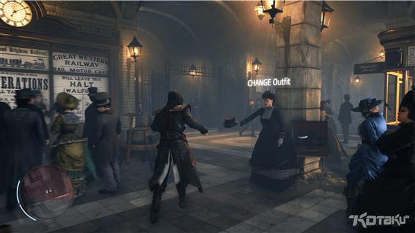 Assassin's Creed Victoria Londres