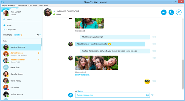 Skype 7.0.0.100