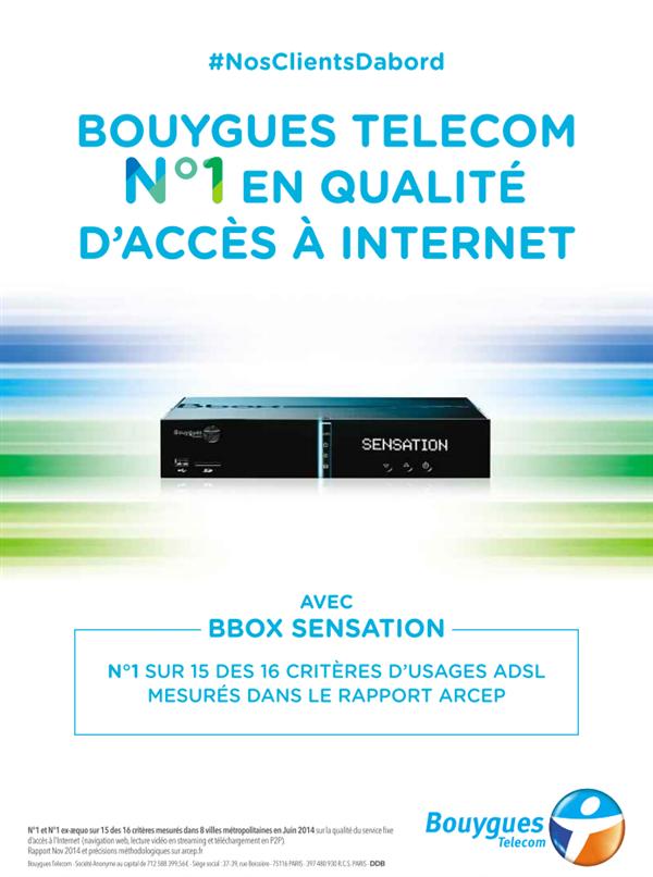 ARCEP Bouygues Telecom