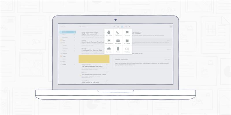 Mailbox OS X