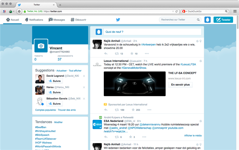 twitter tor browser