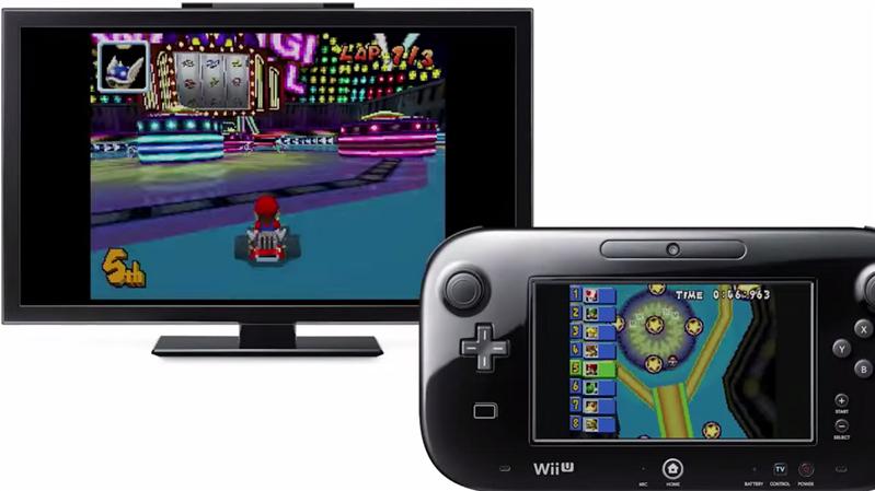 Virtual Console DS Wii U