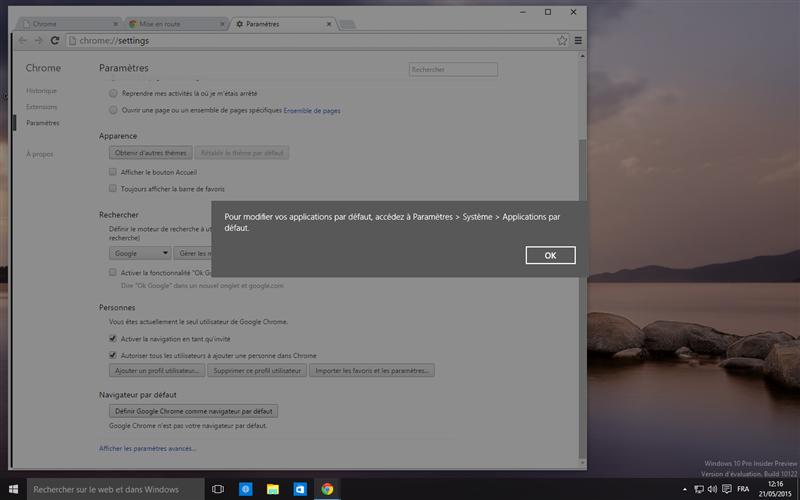 Windows 10 10122 Edge