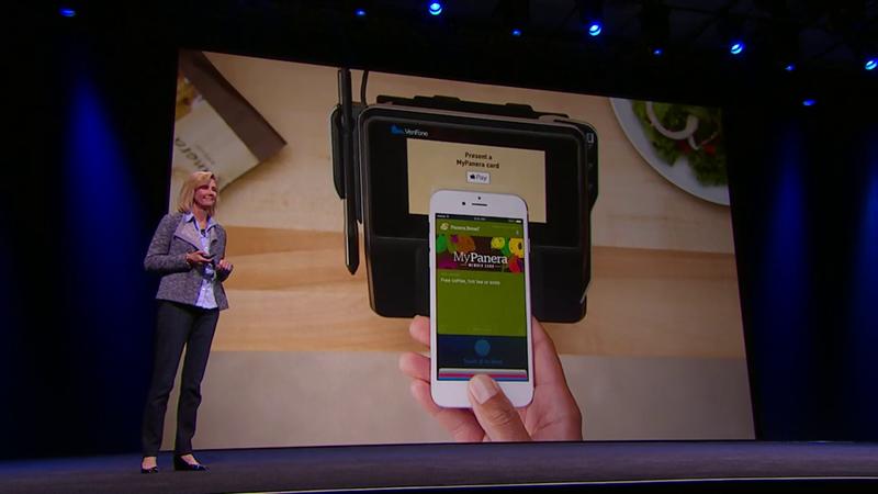 Apple WWDC Apps Apple Pay