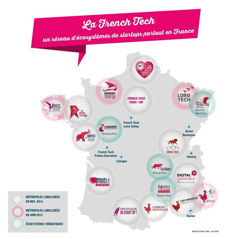 French Tech Juin 2015