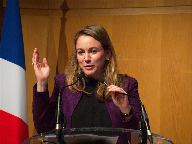 Axelle Lemaire secrétaire Etat numérique Bercy