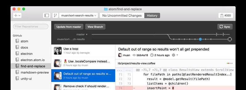 GitHub Desktop 3.0