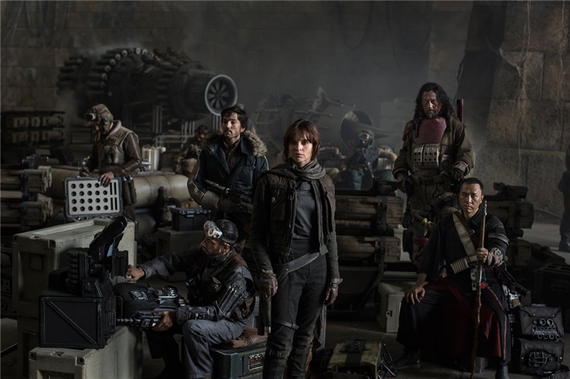 Star Wars Rogue One Casting