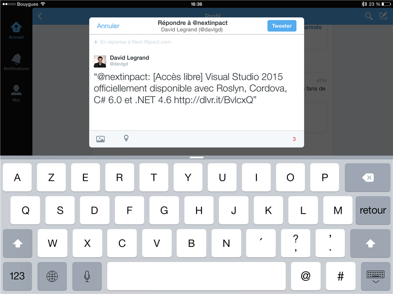Twitter iOS Citations