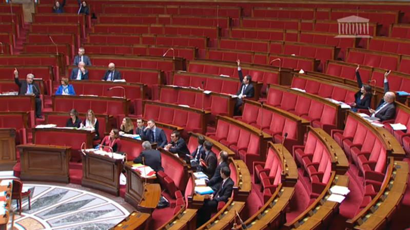 députés assemblée