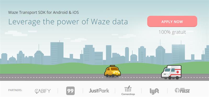 Waze Transport SDK