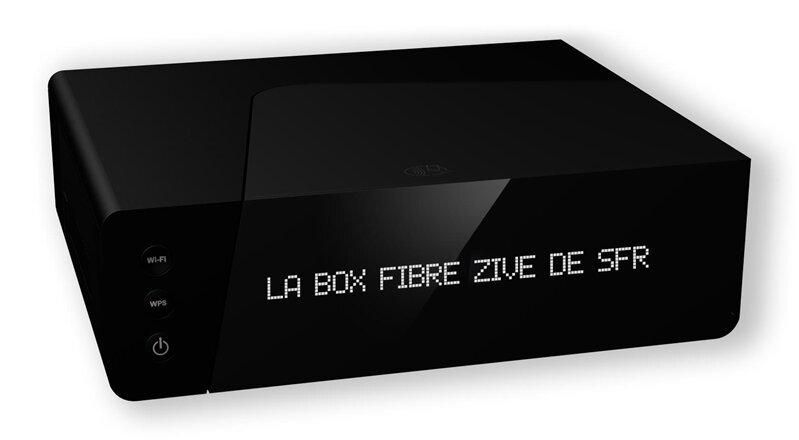 Box Zive SFR
