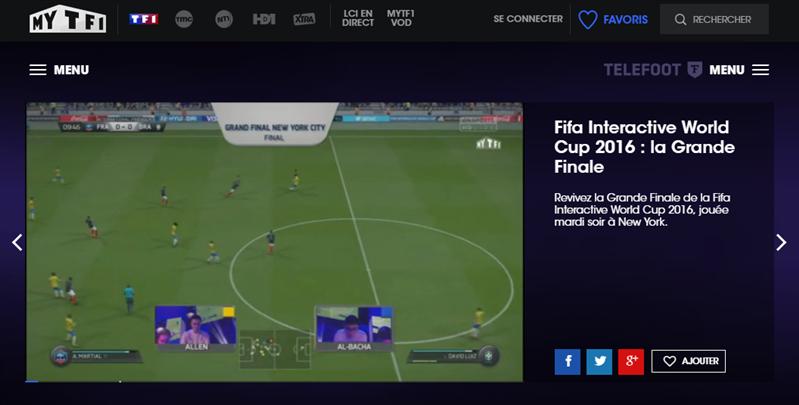 FIFA 16 TF1