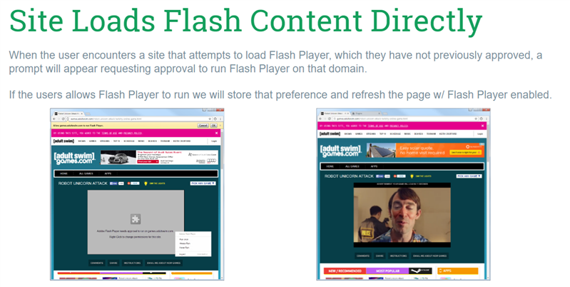 Flash Chrome