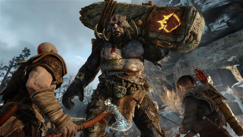 E3 Sony God of War