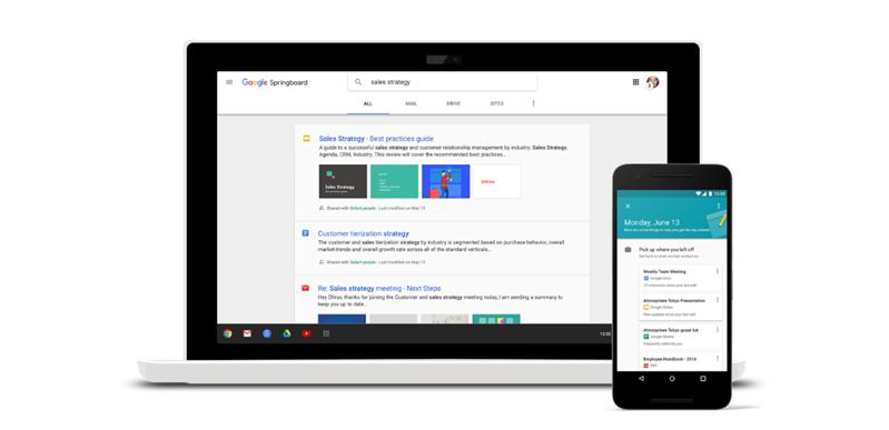 Google Springboard