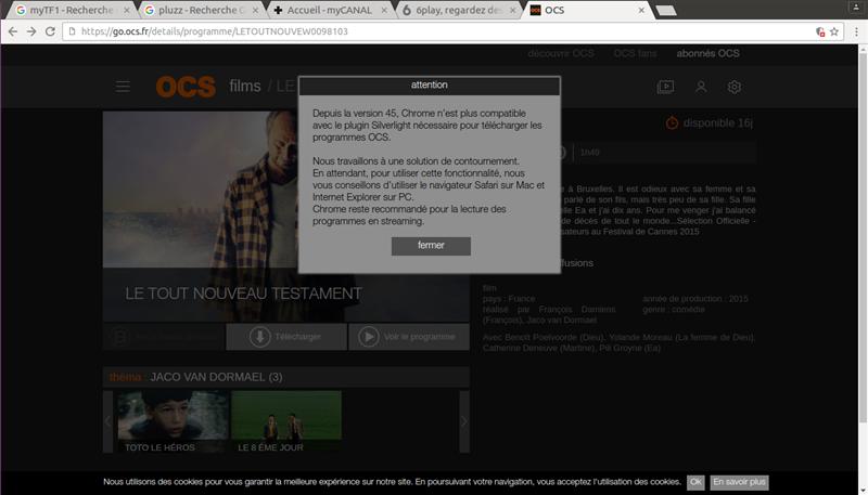 OCS Go Ubuntu