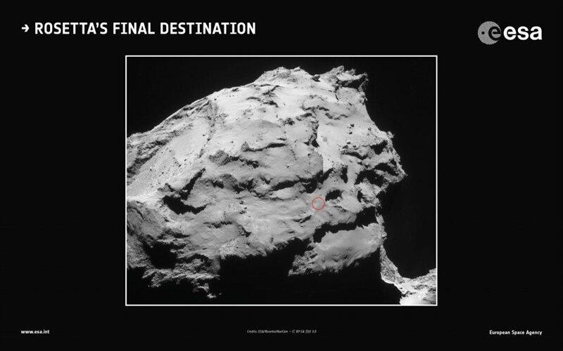 Rosetta CNES