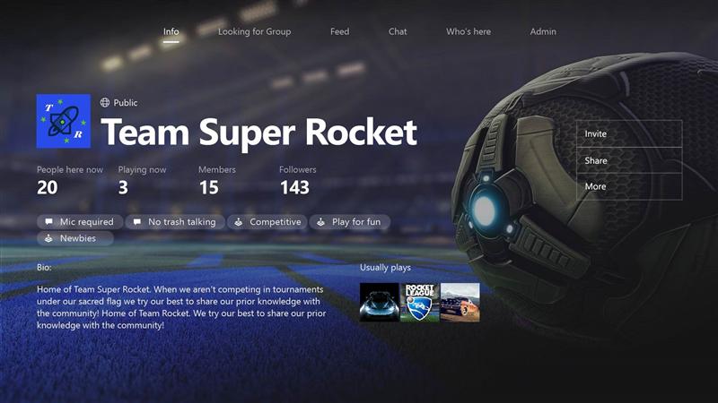 Xbox Preview Septembre